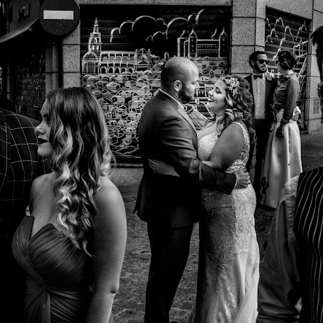 Wedding photographer Iñaki Lungarán (lungarn). Photo of 30.10.2017