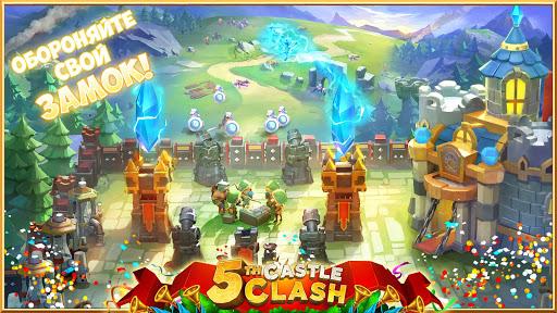 Castle Clash: War of Heroes RU 1.3.9 Screenshots 2