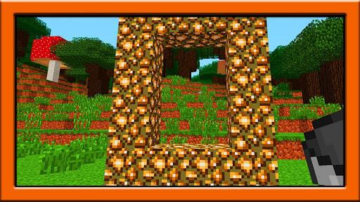 Portals for minecraft pe 2.3.3 screenshots 7