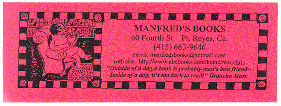 Photo: Manfred's Books