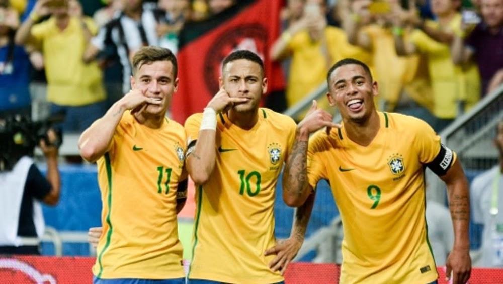Neymar Fifa World Cup 2017 Game