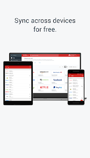 LastPass Password Manager Screenshot