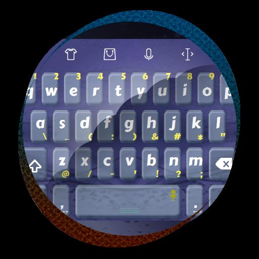 个人化の魚尾Gyobi TouchPal 皮膚Hifu LOGO-記事Game