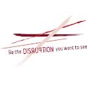 B the DISRUPTION u want 2 c icon