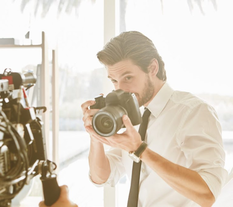 Posing for photographer Francesco Carrozzini, Ben Barnes perfectly captures all the subtleties of the Ferragamo man.