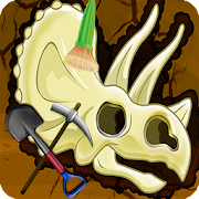 Game Digging Games - Find Dinosaurs Bones FREE APK for Windows Phone
