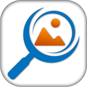 Image Search Tool Similar Image Source Finder 1.2.4 by Hot Storm Apps logo