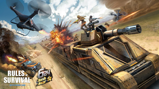 Code Triche RULES OF SURVIVAL APK Mod screenshots 1