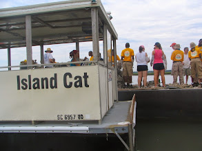 Photo: Bull Island Ferry 2007