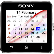 Calendar for SmartWatch