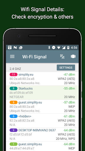 Network Analyzer 3.4.4 gameplay | AndroidFC 2