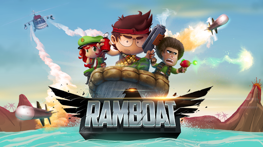 Ramboat - Jumping Shooter and Running Game 3.17.6 screenshots 6