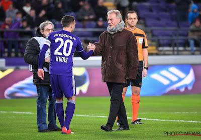 """Jacky Munaron: """"Bij Club Brugge zie je alle oud-spelers nog, bij Anderlecht worden we in een hoekje van het stadion geduwd"""""""