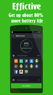 HD Super Battery Saver - Fast Charging - náhled