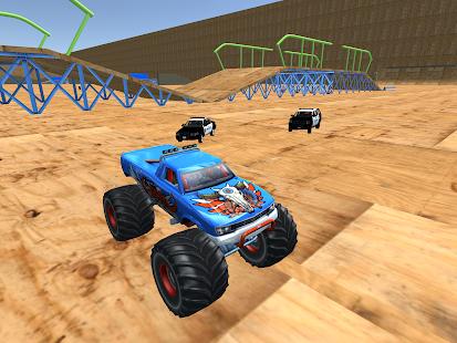 Monster Truck Drift And Race Games - náhled
