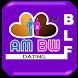 AMBW Dating App: Asian Men + Black Women Community