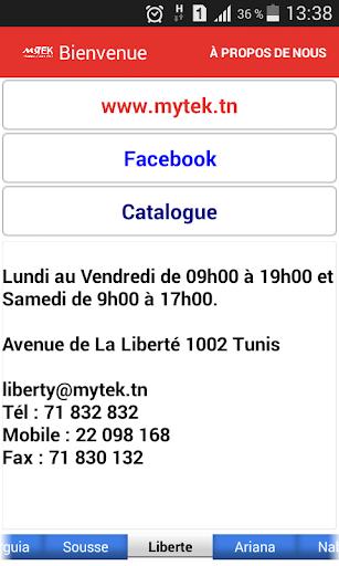 MyTEK Tunisie