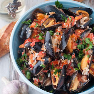 Butter Sauteed Mussels Recipes