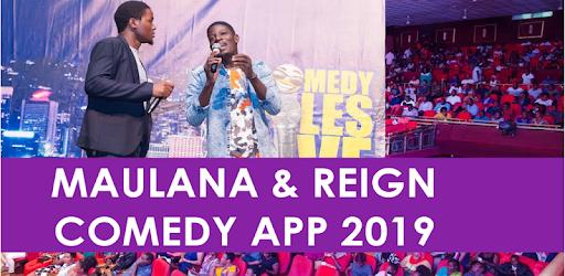 Maulana & Reign Uganda Comedy Store 2019 1 0 2 (Android
