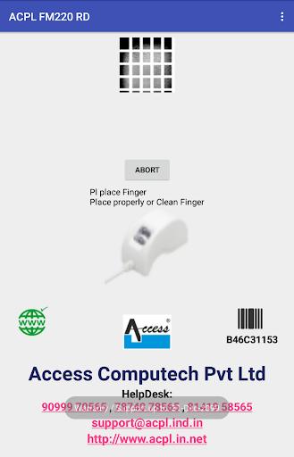 ACPL FM220 Registered Device 2.0.3 com.acpl.registersdk apkmod.id 3