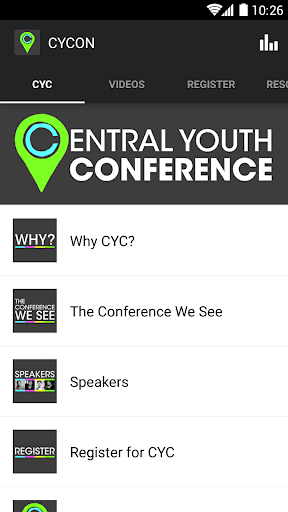 Central Youth Conference