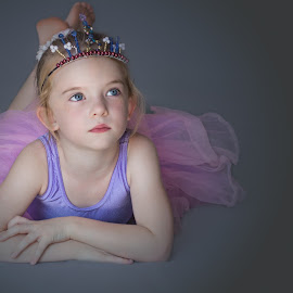 ballerina by Ansie Meintjes - Babies & Children Child Portraits