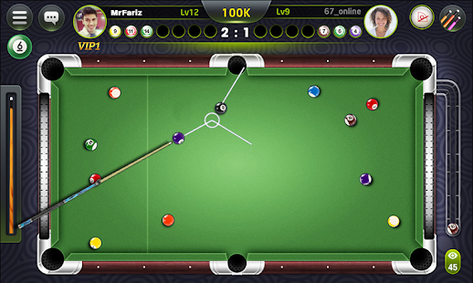 Amazing Pool Pro Screenshot