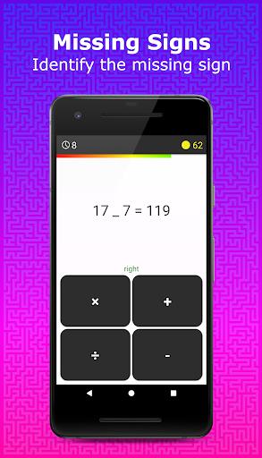 Tricky Math   Brain Training Games android2mod screenshots 11