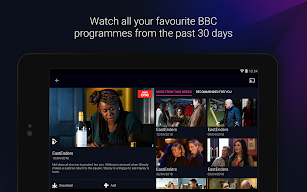 BBC iPlayer screenshot for Android