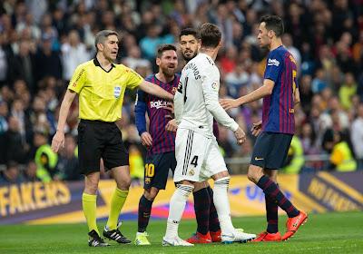Le FC Barcelone a communiqué sur le report du Clasico face au Real Madrid