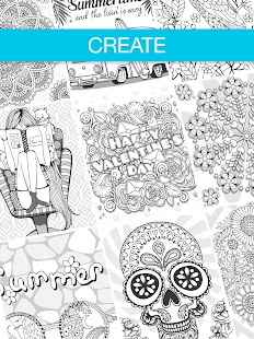 Free Coloring Book for Adults App - Android Apps on Google Play