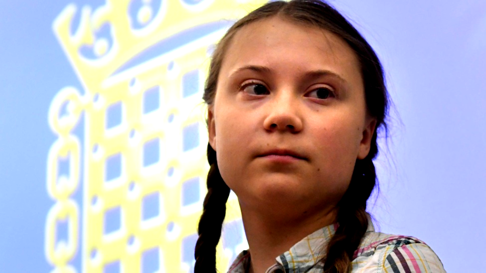Image result for greta thunberg