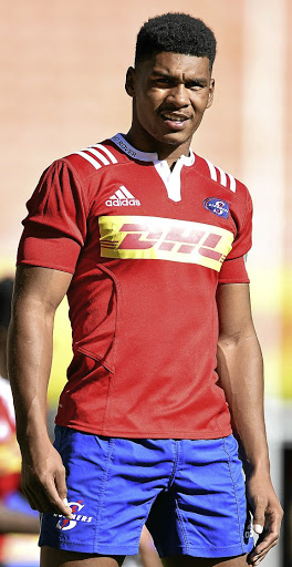 Damian Willemse.Picture: SUPPLIED