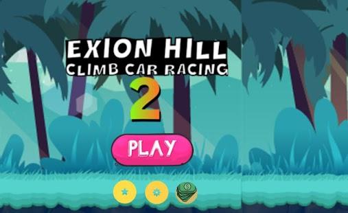 Exion Hill : Climb Car Racing 2 - náhled