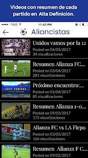 Alianza Noticias - Futbol Aliancista - El Salvador - náhled