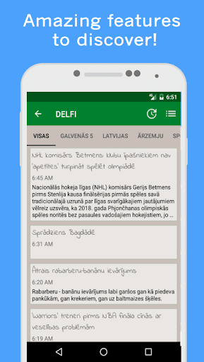 News Latvia Online by Offline Radio Gratis - Sin Internet