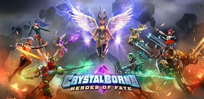 Crystalborne: Schicksalshelden