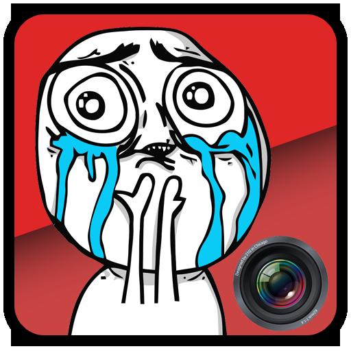 Troll Face Photo Editor Pro