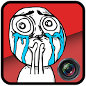 Troll Face Photo Editor Pro icon