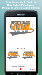 The Sports Animal WNML- screenshot thumbnail