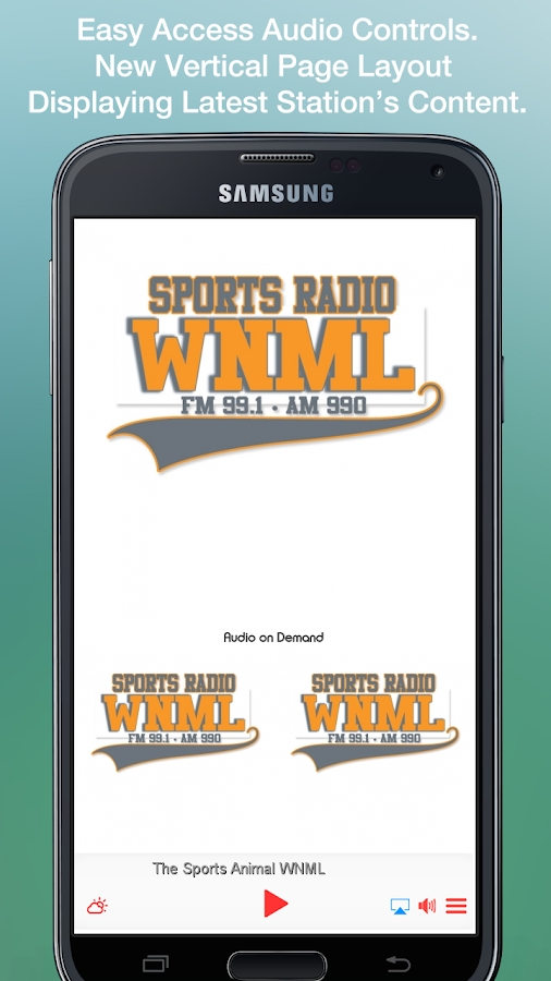 The Sports Animal WNML- screenshot