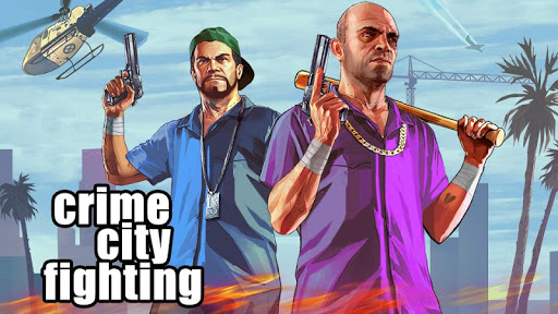 Crime City Fight:Action RPG 1.2.3.101 screenshots 6