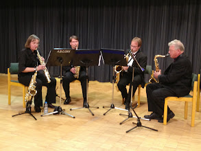 Photo: 2012 - SAX MEETS BRASS in Gilching