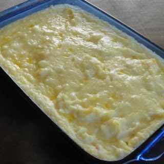 Special Occasion Baked Mashed Potatoes