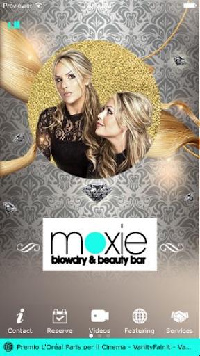Moxie Blowdry And Beauty Bar
