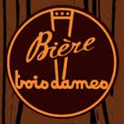 Logo of Trois Dames La Tentation With Apples