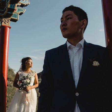 Wedding photographer Ay-Kherel Ondar (Ondar903). Photo of 11.02.2018