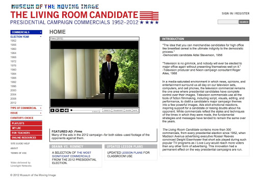 The Living Room Candidate Google Arts Culture