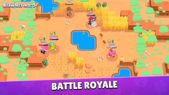 Brawl Stars Mod Apk [Private Server + Unlimited Money] 29.270 2