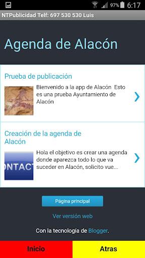 Info Alacu00f3n 1.0 screenshots 6